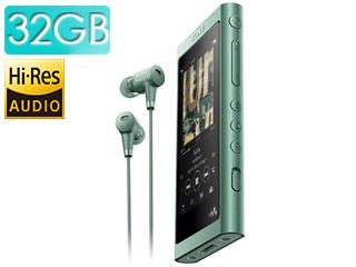 SONY/ソニー NW-A56HN-G(ホライズングリーン) 32GBウォークマンAシリーズ(メモリータイプ) ヘッドホン同梱