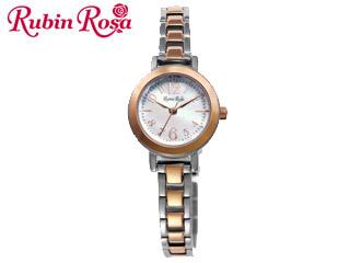 Rubin Rosa/ルビンローザ R501TWHMOP 【ルビンローザ ソーラー腕時計】【LADYS/レディース】 【国内正規品】