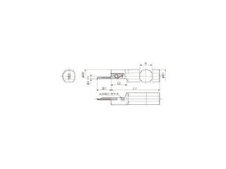 KYOCERA/京セラ 内径加工用ホルダ S22K-SVNR12SN