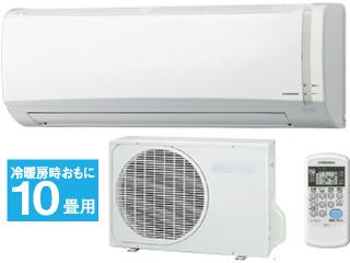 ※設置費別途 CORONA/コロナ CSH-N2819R(W) Nシリーズ ホワイト 【おもに10畳用】 【大型商品の為時間指定不可】