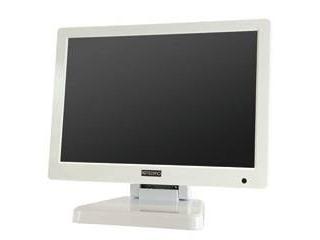 ※メーカー在庫僅少のため、納期にお時間がかかる場合があります ADTECHNO/エーディテクノ LCD7620W(ホワイト) 7型 IPS液晶パネル搭載 業務用マルチディスプレイ