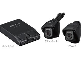 KENWOOD/ケンウッド DRV-MN940 ナビ連携型前後撮影対応2カメラドライブレコーダー 彩速ナビ HDモデル専用 microSDHCカード(16GB)付属