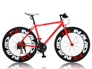 CANOVER/カノーバー CAC-023 NAIAD(ナイアード) クロスバイク 【700c】 (レッド) メーカー直送品のため【単品購入のみ】【クレジット決済のみ】 【北海道・沖縄・離島不可】【日時指定不可】商品になります。
