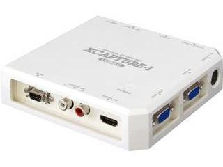 マイコンソフト マイコンソフト コンポーネントHD&DVIキャプチャー・ユニット XCAPTURE-1 N DP3913549