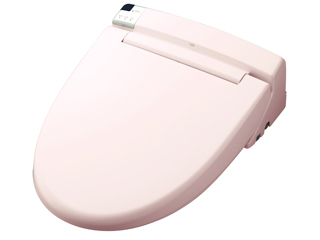 【nightsale】 INAX/イナックス 温風乾燥・脱臭機能付リモコン式温水洗浄便座 CW-RT3-BN8 (ピンク)