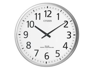 【RPS160324】 M821 CITIZEN/シチズン 4MY821-019 スリーウェイブ 直径55cmの大型オフィス時計
