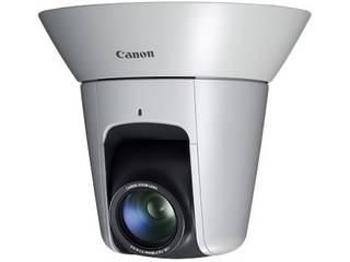 CANON/キヤノン フルHDネットワークカメラ 光学20倍対応モデル VB-H45 シルバー