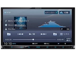 KENWOOD/ケンウッド DPV-5000 地上デジタルTVチューナー/ Bluetooth(R)内蔵 DVD/USB/SD AVシステム