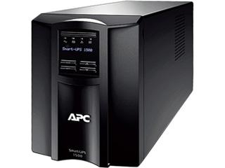 シュナイダーエレクトリック(APC) UPS(無停電電源装置) Smart-UPS 1500 LCD 100V SMT1500J 単品購入のみ可(取引先倉庫からの出荷のため) 【配送時間指定不可】【クレジットカード決済、代金引換決済のみ】