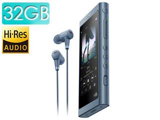 SONY/ソニー NW-A56HN-L(ムーンリットブルー) 32GB ウォークマンAシリーズ(メモリータイプ) ヘッドホン同梱