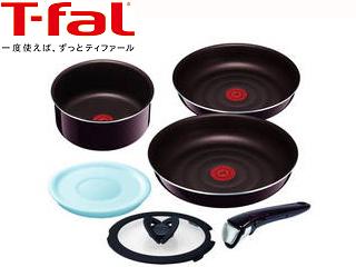T-fal/ティファール インジニオ・ネオ マホガニー・プレミア セット 6 L63190