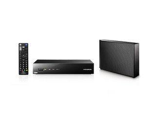 3番組同時録画&長時間録画が可能な4TBハードディスクレコーダー! iosale I・O DATA アイ・オー・データ Web限定モデル 3番組同時録画対応ハードディスクレコーダー REC-ON 4TB HVTR-T3HD4/E