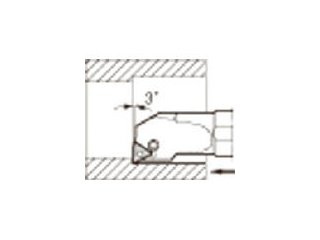 KYOCERA/京セラ 内径加工用ホルダ S32S-PTUNR16-40