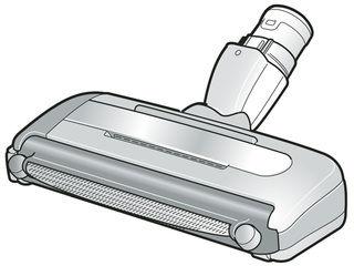 Panasonic/パナソニック 掃除機用床用ノズル  AMV99R-D50