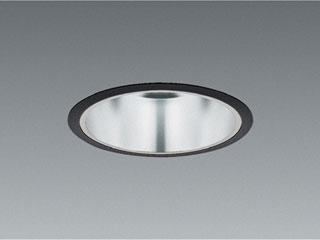 ENDO/遠藤照明 ERD6175B ベースダウンライト 鏡面マット 黒【超広角】【温白色】【非調光】【2400TYPE】