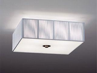 ENDO/遠藤照明 ERG5259S LEDシーリングライト 糸(シルバー)【電球色】ランプ付