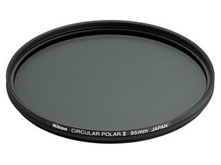 Nikon/ニコン 円偏光フィルターII 95mm ※レンズ標準付属品