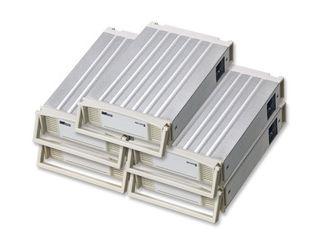 ラトックシステム REX-SATA3シリーズ用 交換トレイ(5個入・ライトグレー) SA3-TR5-LGX
