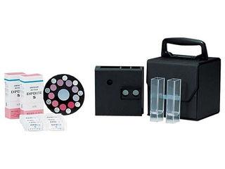 DPD法残留塩素測定器エンパテスターSA/(pH測定器なし)