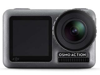 DJI CP.OS.00000020.01 Osmo Action アクションカメラ デュアルスクリーン/RockSteady/4K HDR動画/8倍スローモーション/UHD画質/防水 【djiwintercam】
