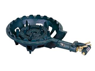 鋳物コンロTS-210セット都市ガス