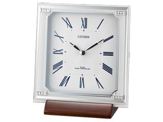 CITIZEN/シチズン 4RY712-003 置時計 【掛置き兼用】【記念品・ギフト向け】