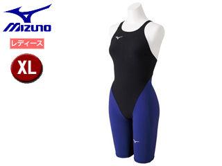 mizuno/ミズノ N2MG8711-92 MX-SONIC G3 ハーフスーツ レディース 【XL】 (ブラック×ブルー)