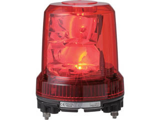 PATLITE/パトライト 強耐振型LED回転灯 RLR-M2-R