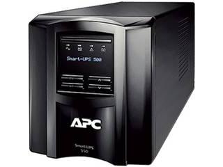 シュナイダーエレクトリック(APC) UPS(無停電電源装置) Smart-UPS 500 LCD 100V SMT500J ※初期不良、修理問合わせは直接メーカーまでお願い致します(電話番号:0570-056-800)
