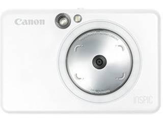 CANON キヤノン ミニフォトプリンタ パールホワイト iNSPiC ZV-123-PW 3879C009