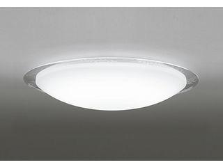 ODELIC OL251438BC LEDシーリングライト 透明・模様入【~8畳】【Bluetooth 調光・調色】※リモコン別売