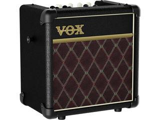 VOX/ボックス MINI5 Rhythm CL ダイヤモンド・グリル・クロス 【電池駆動のモデリング・アンプ】【MINI5RM】