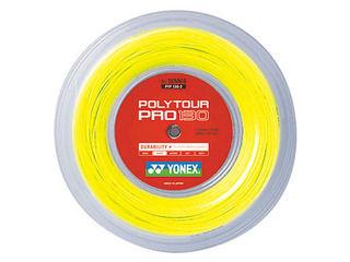 YONEX/ヨネックス ポリツアープロ130(240mPTP1302 (フラッシュイエロー)