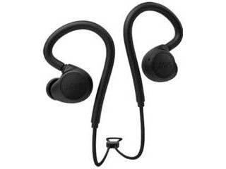 Princeton/プリンストン JAYS m-Six Wireless スポーツ用ワイヤレスイヤホン (Bluetooth 5.0/aptX/ブラック・ブラック) JS-MSW-B/B