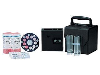 DPD法残留塩素測定器エンパテスター/SWA(pH測定器なし)