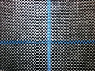 【組立・輸送等の都合で納期に1週間以上かかります】 Wide Cloth/日本ワイドクロス 【代引不可】防草シート SG1515-4X100 シルバーグレー