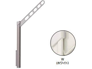 KAWAGUCHI/川口技研 GP-55-W 腰壁用ホスクリーン 上下式 ローコストタイプ (ホワイト)