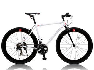 CANOVER/カノーバー CAC-024 HEBE(ヘーべー) クロスバイク 【700c】 (ホワイト) メーカー直送品のため【単品購入のみ】【クレジット決済のみ】 【北海道・沖縄・離島不可】【日時指定不可】商品になります。