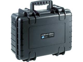 B&Wインターナショナル プロテクタケース 4000 黒 フォーム 4000/B/SI