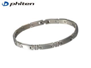 Phiten/ファイテン JX700006 ハードコートチタンブレス スリム 【LLサイズ】