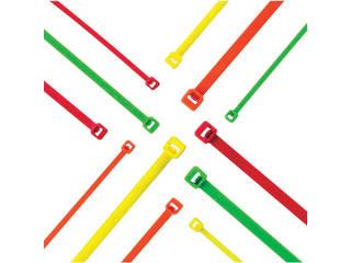 Panduit/パンドウイットコーポレーション ナイロン結束バンド 蛍光ピンク (1000本入) PLT2S-M59