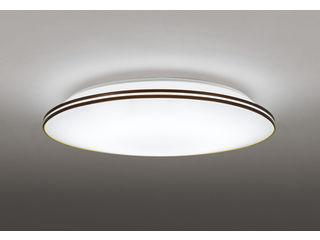 ODELIC/オーデリック OL251512BC1 LEDシーリングライト エボニーブラウン【~8畳】【Bluetooth 調光・調色】※リモコン別売