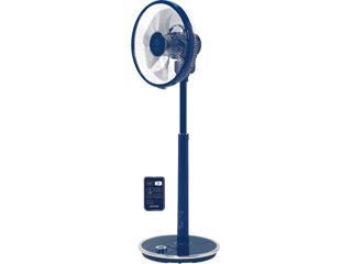 TOYOTOMI/トヨトミ FS-D30JHR(A) DCハイポジション扇風機 タッチストップセンサー付 ブルー リモコン付き