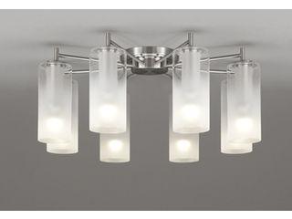 ODELIC OC257111BC LEDシャンデリア 8灯 【~8畳】【Bluetooth 調光・調色】※リモコン別売
