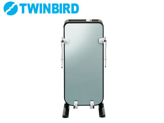 TWINBIRD/ツインバード SA-D719B パンツプレス (ブラック)