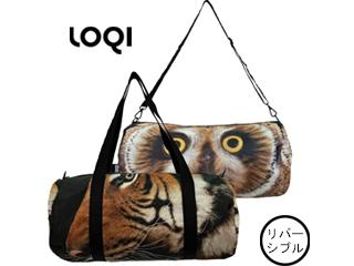LOQIとナショナルジオグラフィックのコラボレーションエコバッグ!