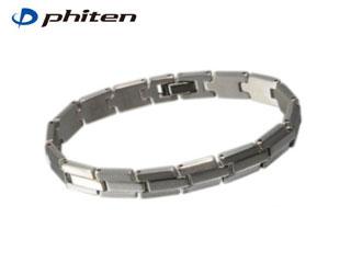 Phiten/ファイテン JX710006 ハードコートチタンブレス ワイド 【LLサイズ】