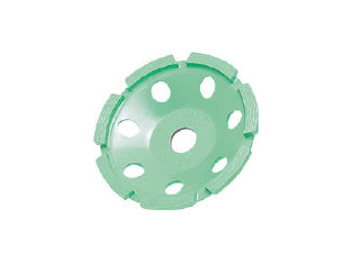 LOBTEX/ロブテックス LOBSTER/エビ印 ダイヤモンドカップホイール乾式汎用品 ダブルカップ CDP-4