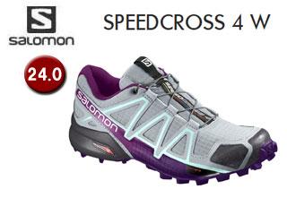SALOMON/サロモン L39466400 SPEEDCROSS 4 W ランニングシューズ ウィメンズ 【24.0】