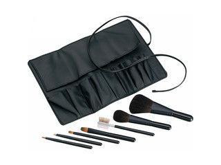 ZENITH/ゼニス 熊野化粧筆セット 筆の心 ブラシ専用ケース付き